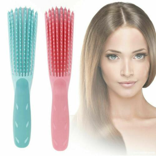 Detangling Brush Curly Hair, American Natural