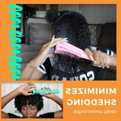 detangling brush for curly hair detangler
