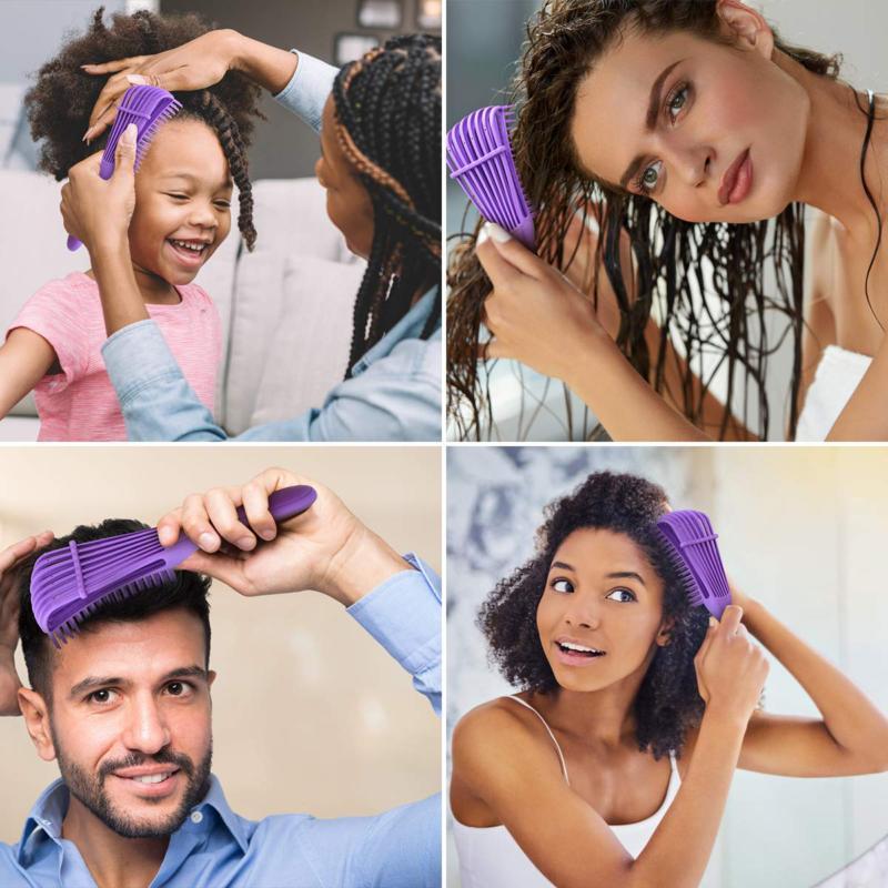 Detangling Brush, Hair Detangler Brush for Hair Brush Afr