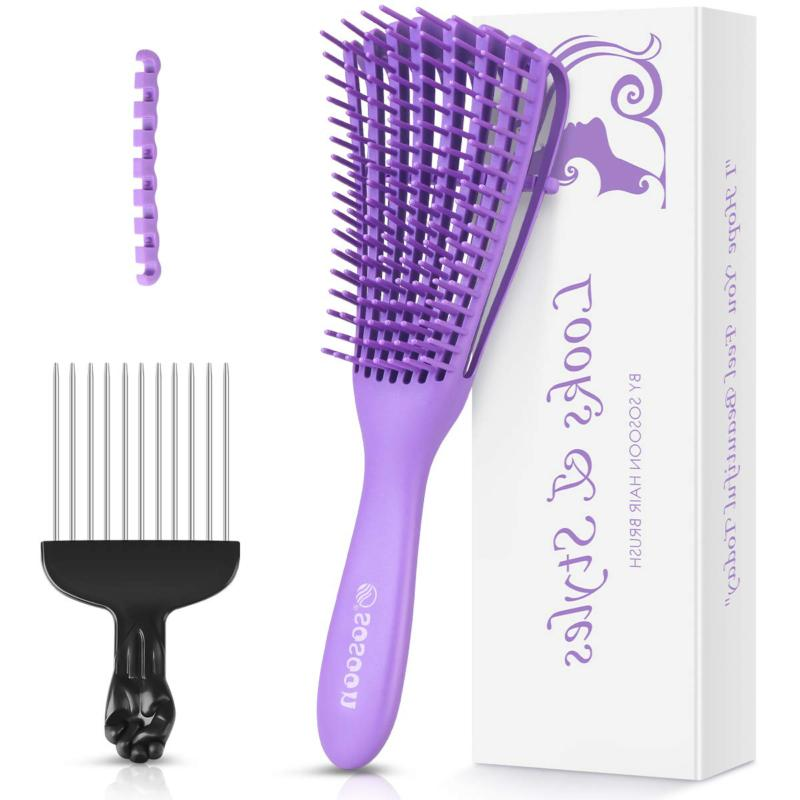 detangling brush hair detangler brush for natural