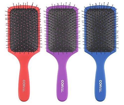 detangling paddle brush set