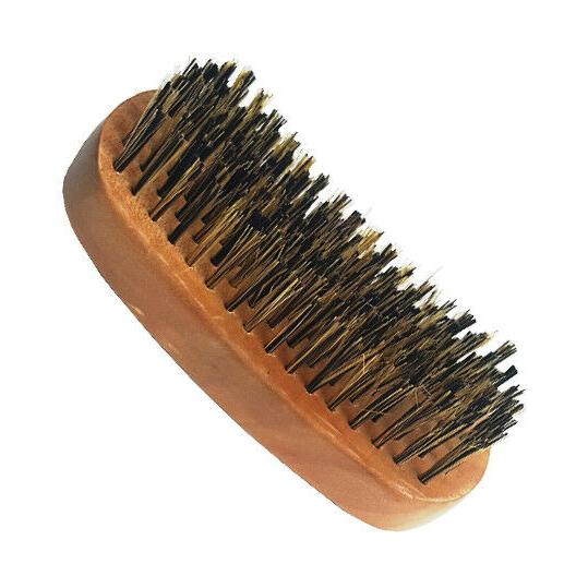Diane Fromm Curved Reinforced Boar Military Brush Extra Firm