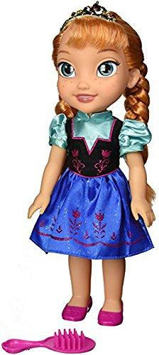 Disney Frozen 31020 Toddler Anna Doll with Royal Reflection