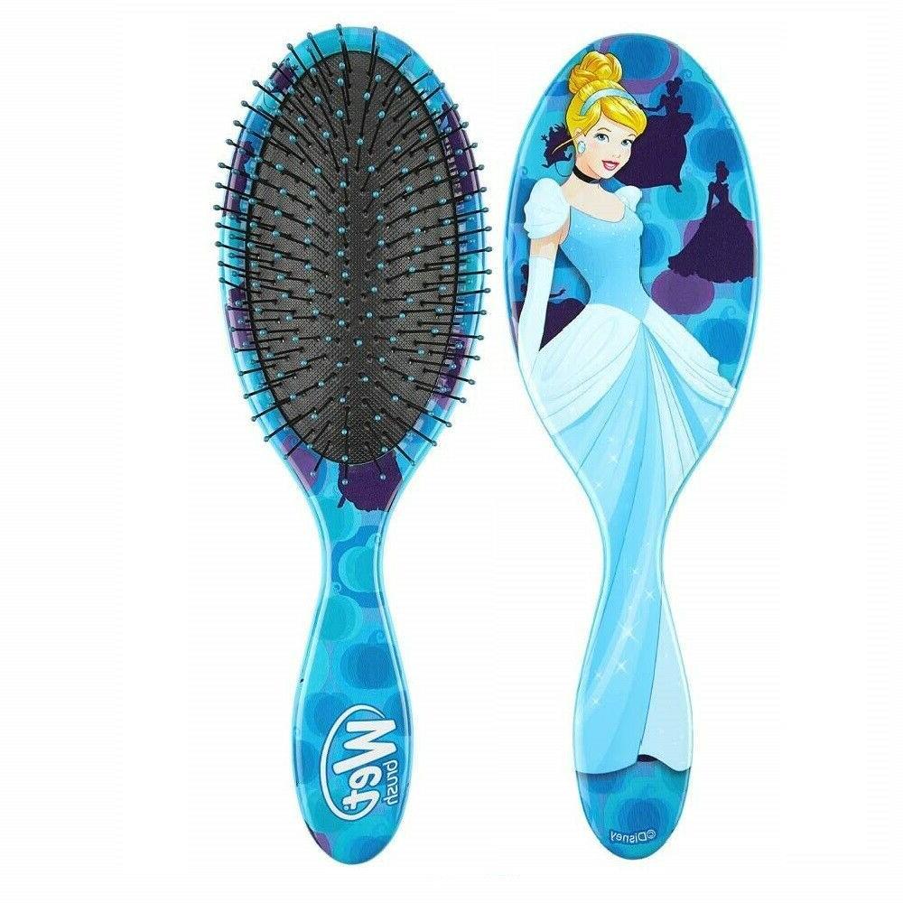 disney princess hair brush detangler cinderella