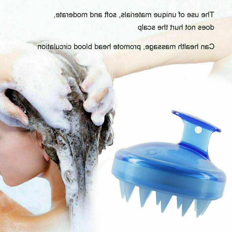 Durable Brush Shower Head Hair Care