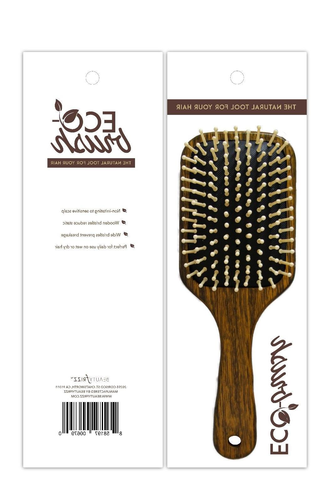 BeautyFrizz Non-Irritating Brush for