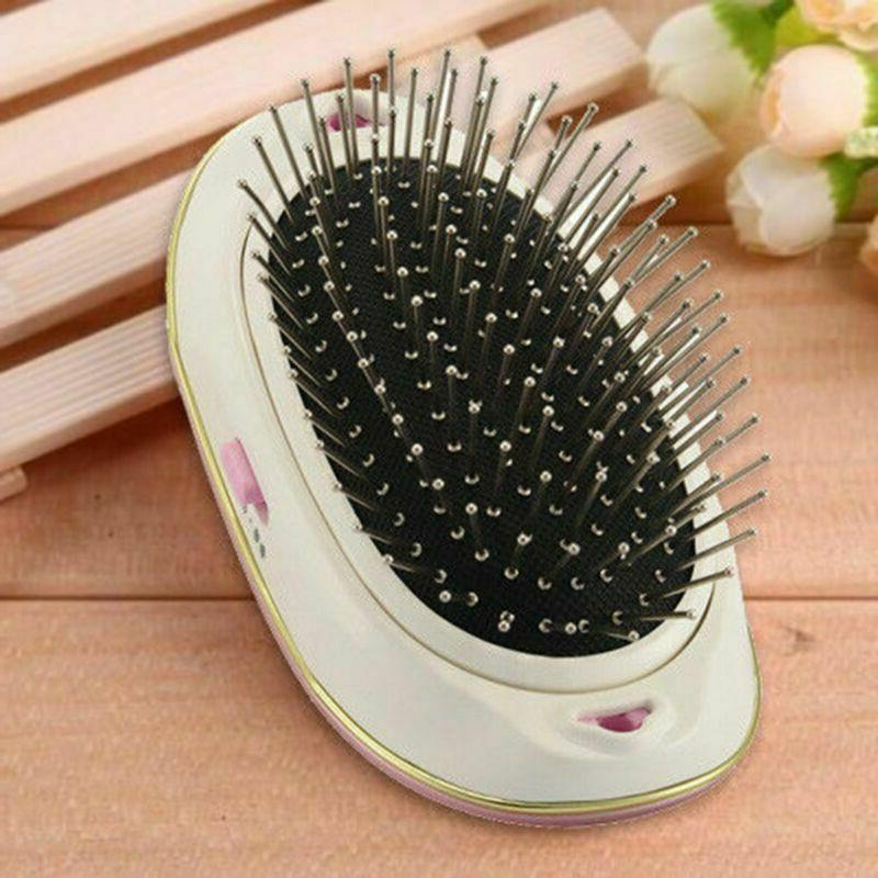 Electric Massager Brush Comb Hairbrush Fast Hair Styling Tool