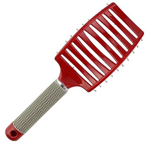 EYX Hair Brush Free Gift Head Massager for Erase
