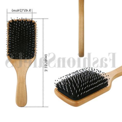 Bristle Hair Paddle Cushion