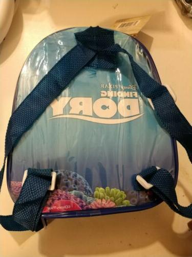 Finding Dory Hair Accessory Kit Brush Nemo