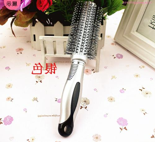 Fine Round Unisex Blow Drying For