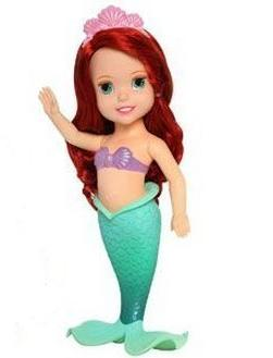 My First Disney Princess - The Little Mermaid Bathtime Ariel