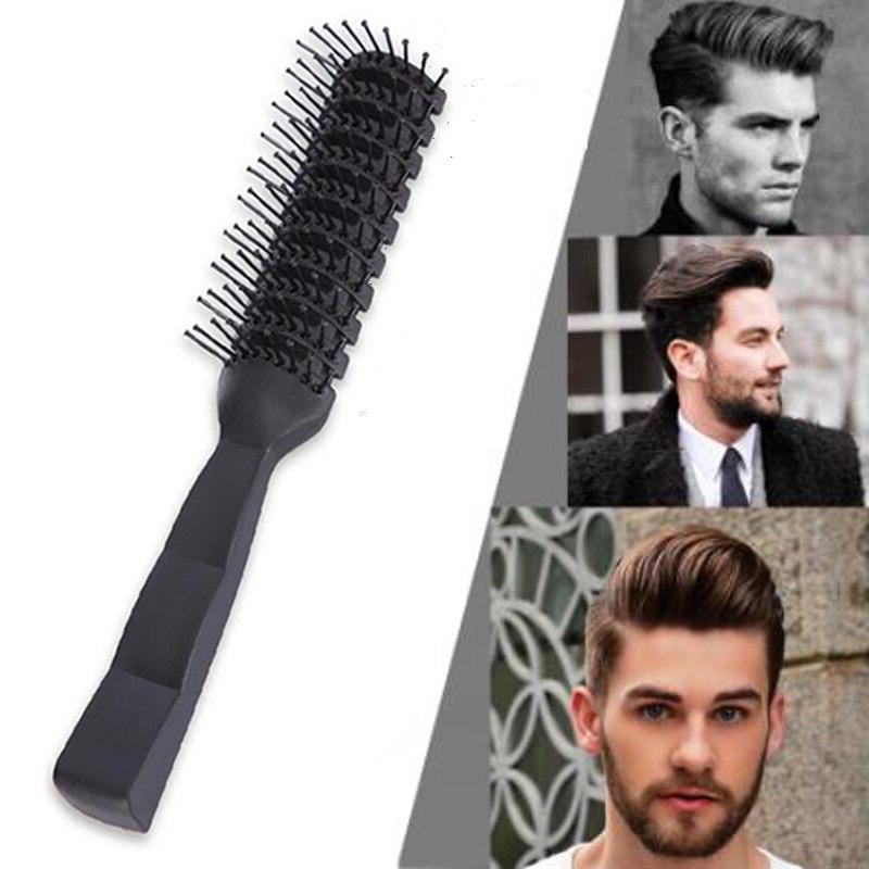 <font><b>Hair</b></font> Straw Hairbrush Hairdressing Straight Curly <font><b>Hair</b></font> Comb Tangle <font><b>Brush</b></font>