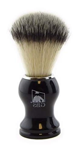 GBS Vegan Synthetic Shaving - Knot Handle - Completes any with favorite and