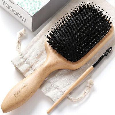 hair brush chosin boar bristle hair brush