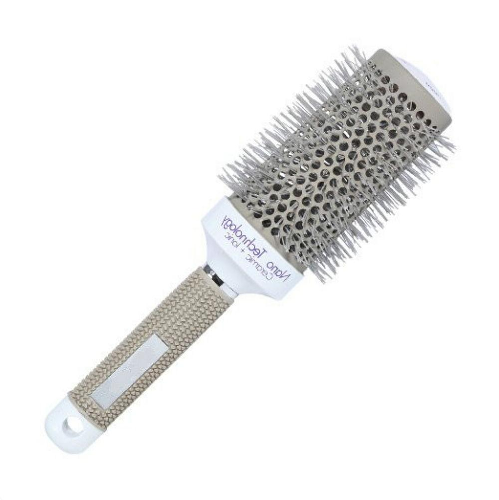 hair brush nano thermal ceramic