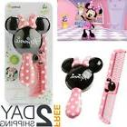 Hair Brush Set For Kids Original Walt Disney Minnie Mouse Sa