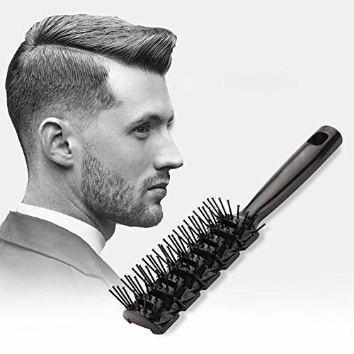 hair brush styling