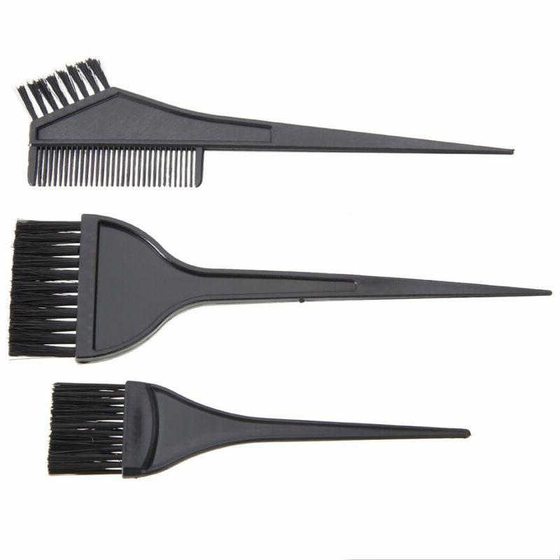 Hair Brush Bowl Tint Tool Bleach Color Dying