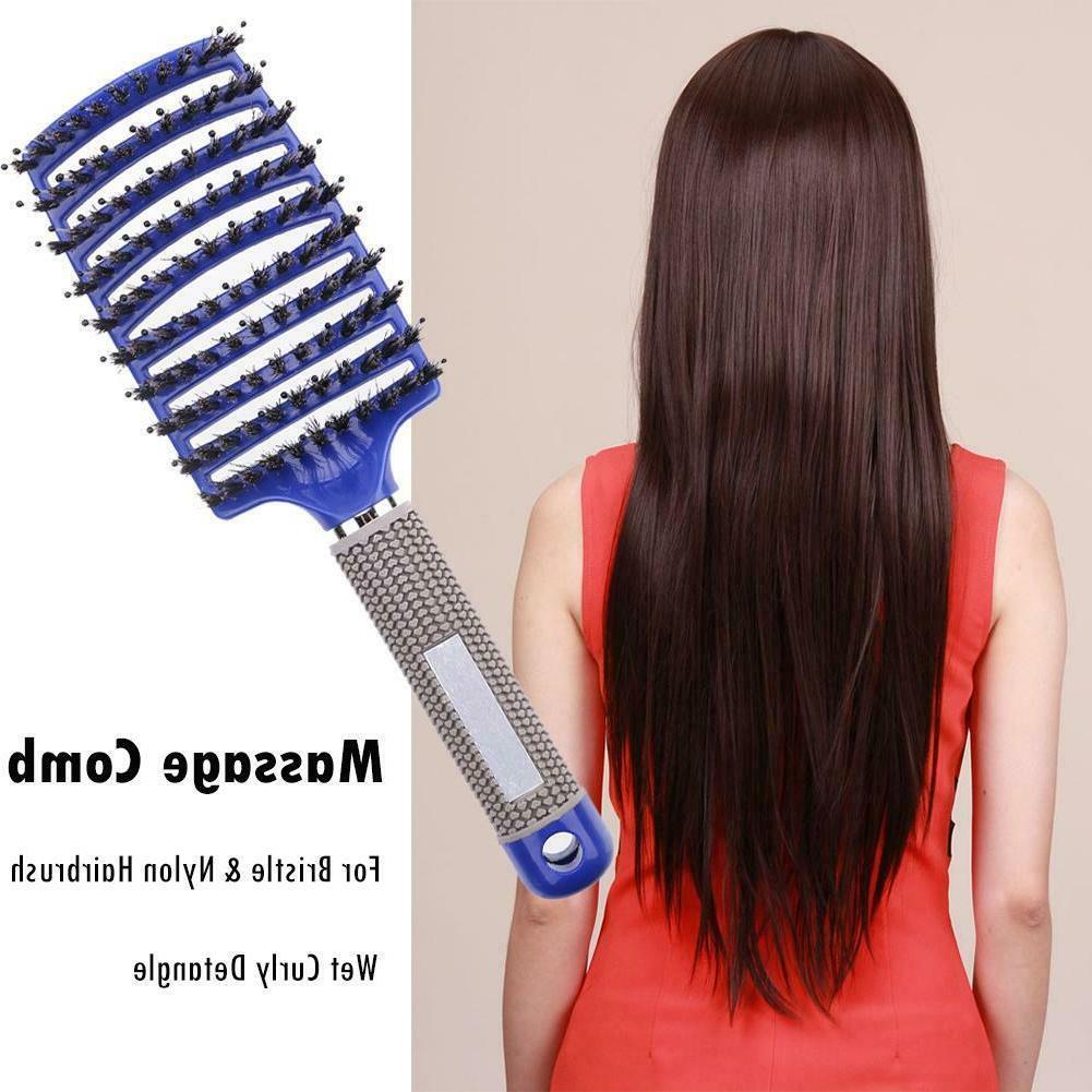 Curly Hairbrush Massage Anti-Static