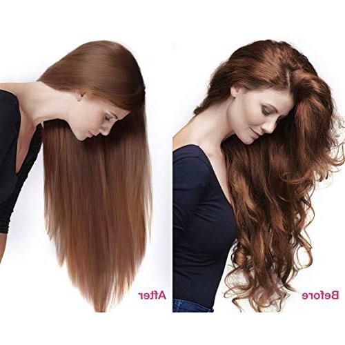 Hair Ceramic Hair Hair Women with Technology, Shut Temperature Lock