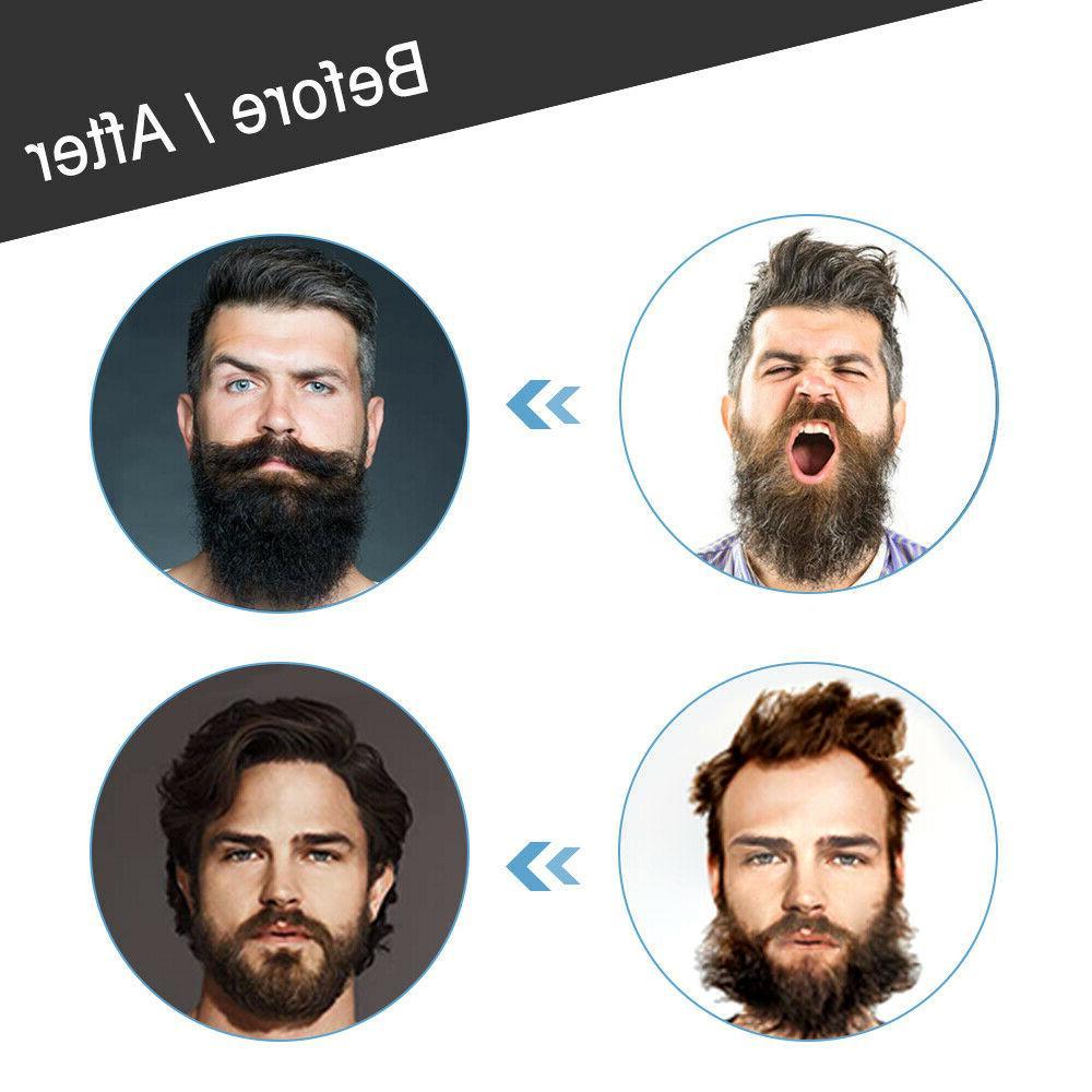 Hair Brush Quick Beard Comb Show Cap US