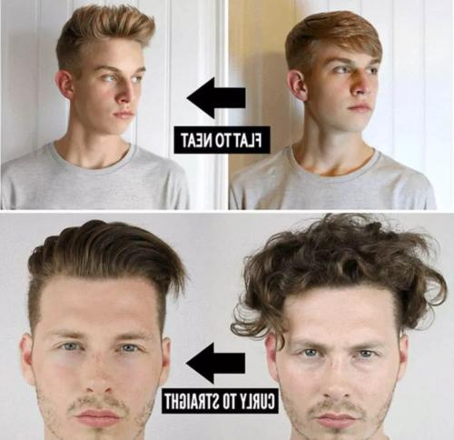 Hair Straightener Comb Beard
