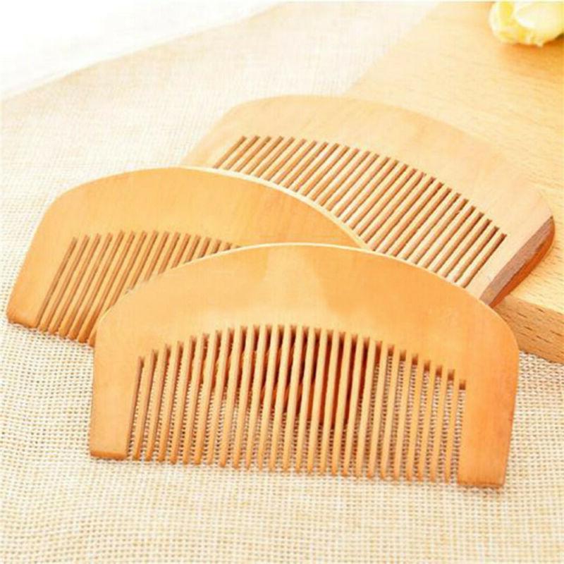 Beauty Fine Peach Wood Beard Hair