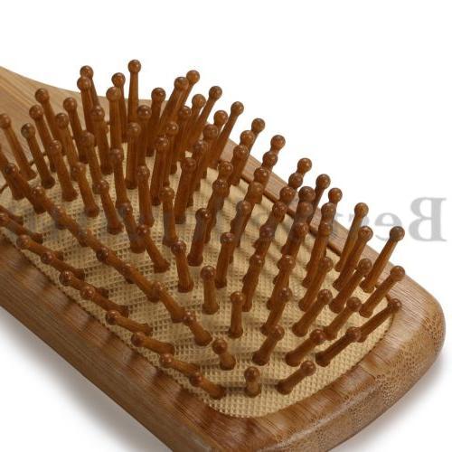 Handmade Wooden Head Straight