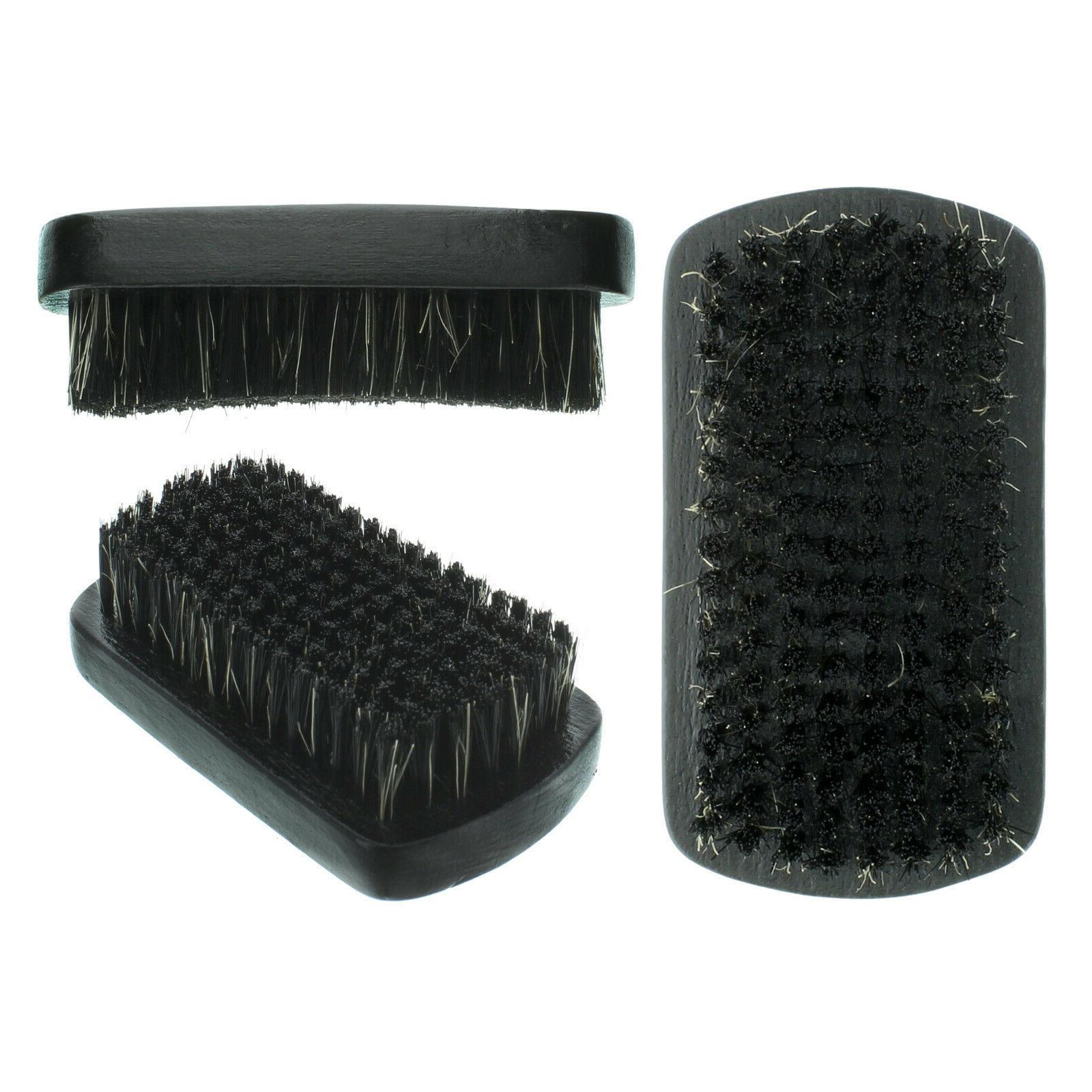 hard boar bristle wave military hair brush