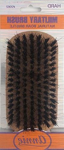 HARD military reinforced BRISTLE WAVE HAIR BRUSH durag MAN -