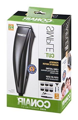 Conair HC100GB Conair Hair Cut Kit Boxed