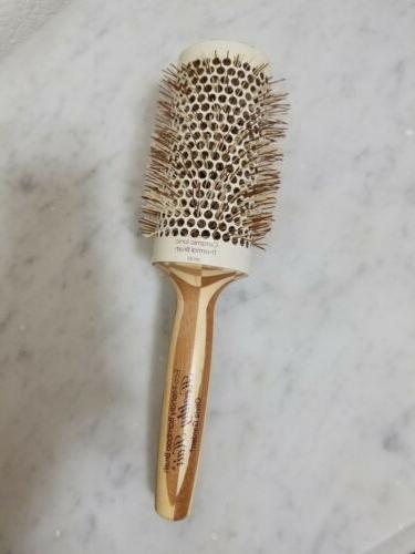 "OLIVIA Healthy Bamboo Ceramic Brush 2 1/4"" Barrel"