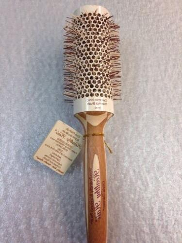 Olivia Garden Healthy Hair Brush - 1 1/2 inch Ceramic Ionic
