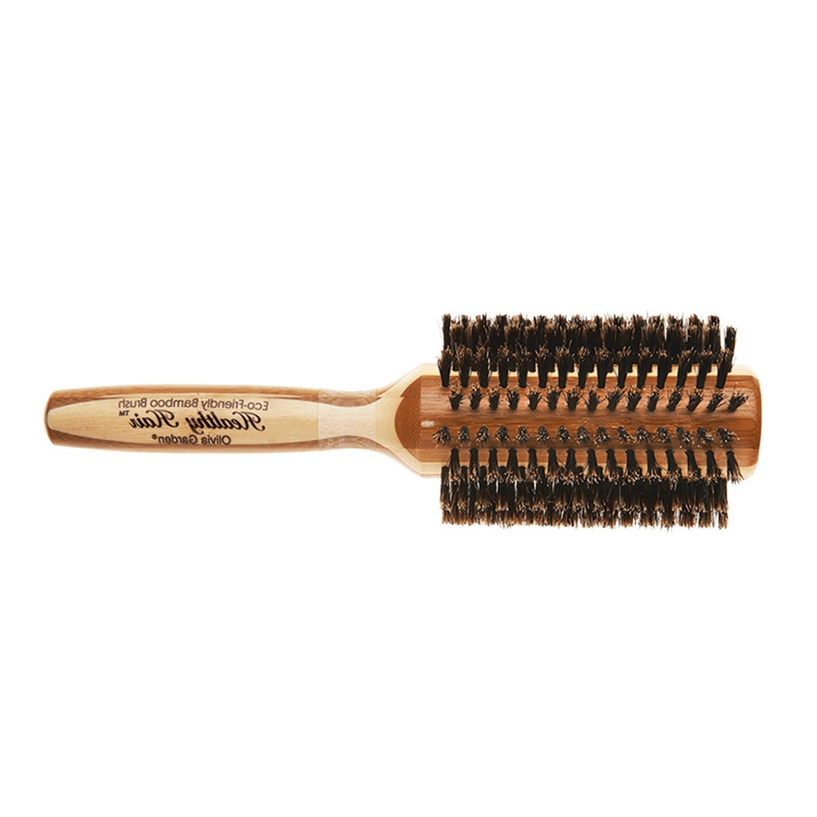 Olivia Hair Round Boar Brush