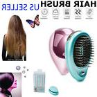 hot sell portable electric ionic hairbrush comfortable