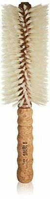 Ibiza Hair Brush - B7 Boar Bristle Round Hair Brush for Fine