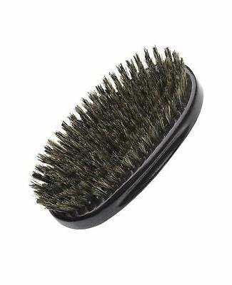 imported bristle military hair brush