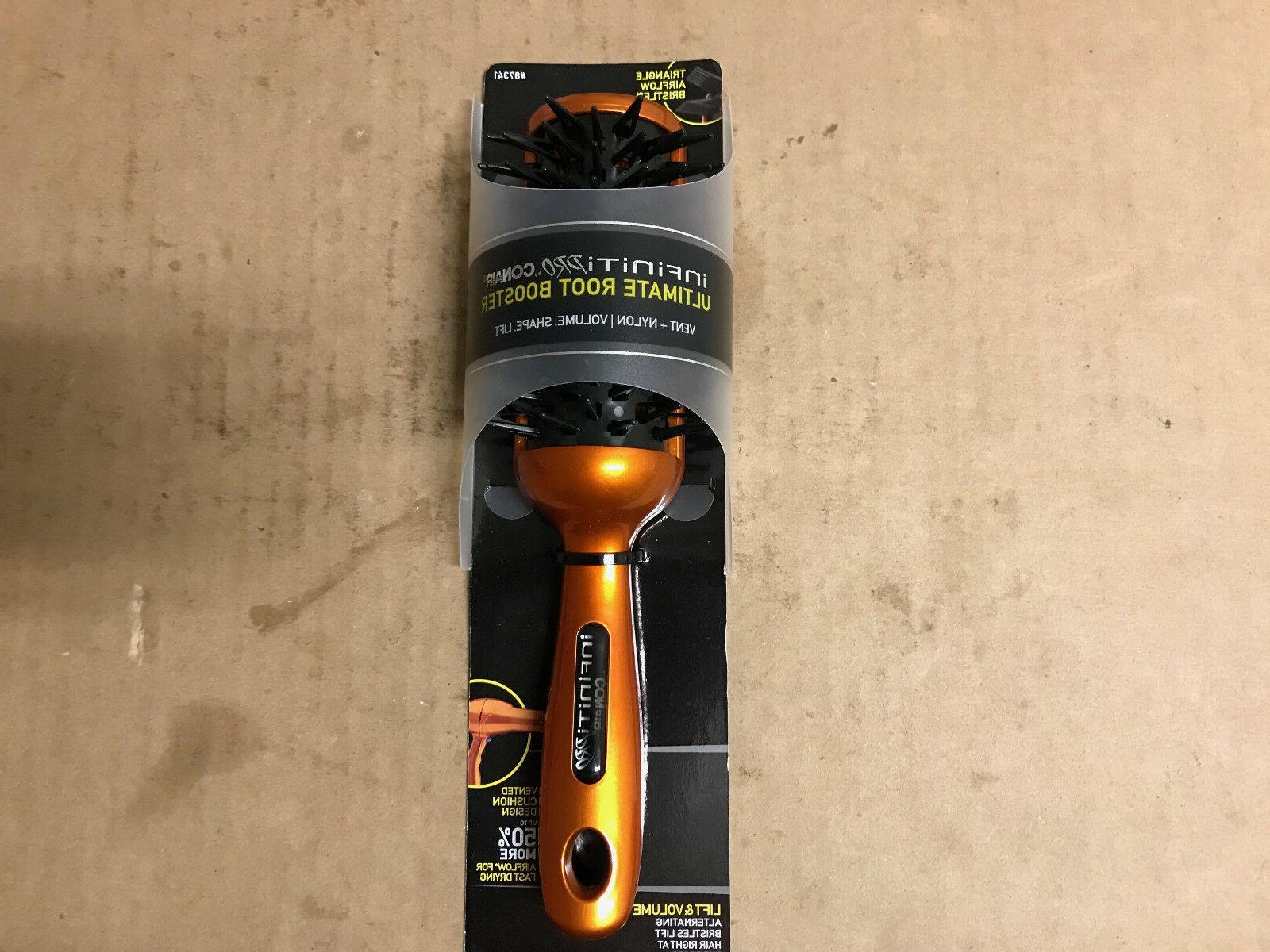 Conair Infiniti Pro Ultimate Root Booster Hair Brush, BinA4