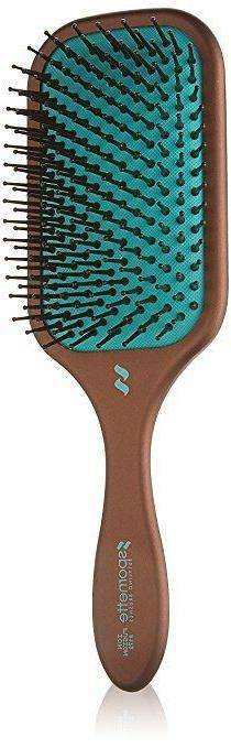 ion fusion paddle hair brush 172 free