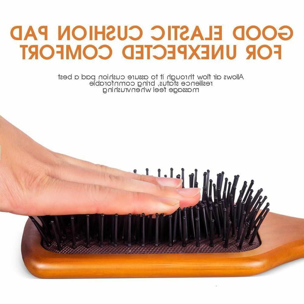 Large Hair Cushion Massage Straightening