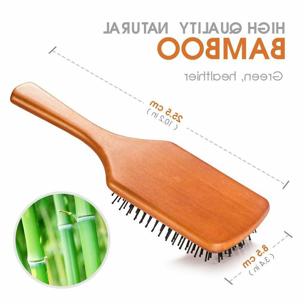 Large brush Cushion Massage Comb Straightening