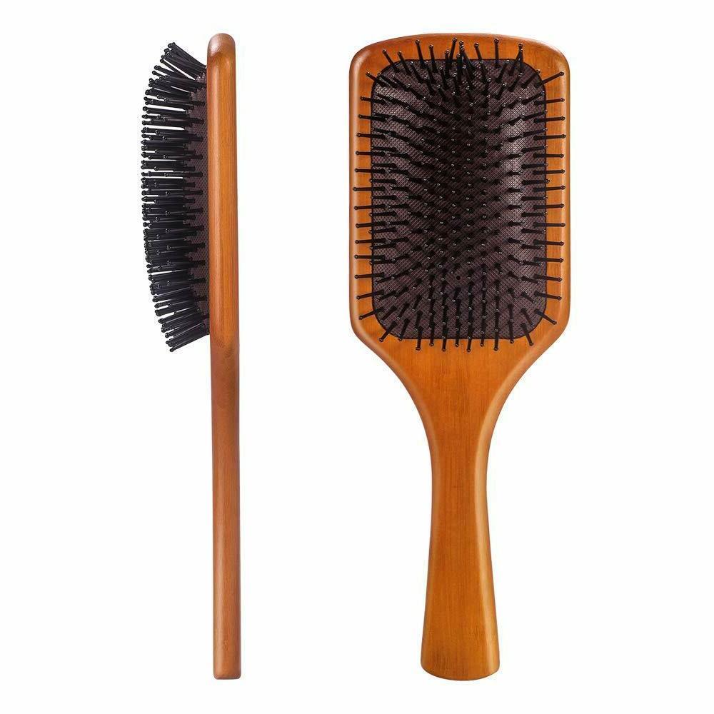 Large Hair brush Cushion Straightening Smoothing