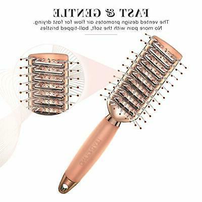 Lily England Gold all Hair Set Luxury Hairbrush Set