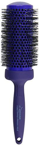 Spornette 3 Long Operator Brush with Ionic Extended Ceramic for Blow Drying, Waving