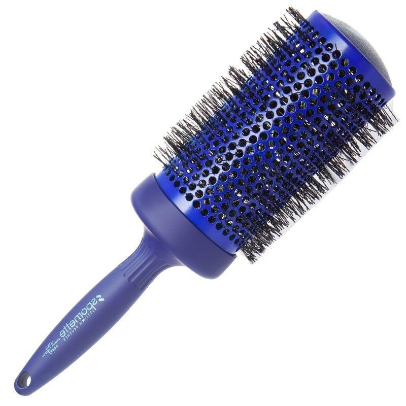 long smooth hair brush