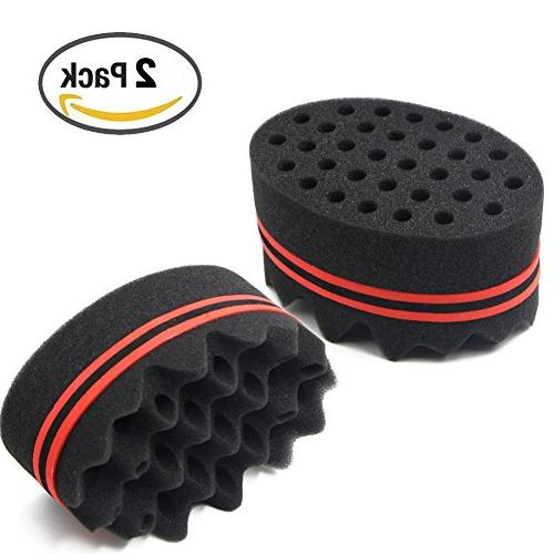 magic barber sponge twist hair