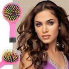 Magic Rainbow Volume Anti-static Hair Curl Straight Massage
