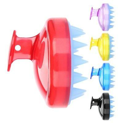 Massage Hair Brush Brush Hair Shampoo Scalp Scrubber Hair Care