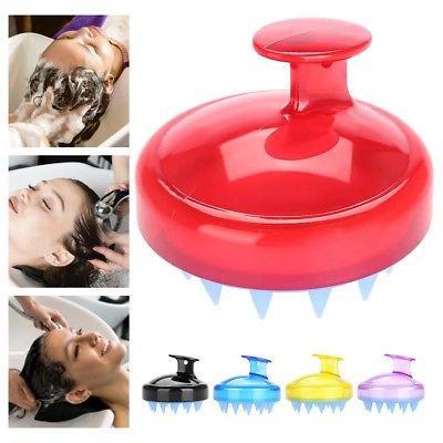 Massage Brush Body Brush Combs Scalp Scrubber
